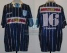 Racing Club - 1995 AP - Away - Topper - Multicanal - 11ra Fecha vs Gimnasia Jujuy - M. Armentano