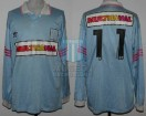 Racing Club - 1995 AM - Away - Adidas - Multicanal - C. Lopez