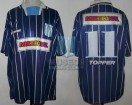 Racing Club - 1995 AP - Away - Topper - Multicanal - 12da Fecha vs Huracan - R. Pompei