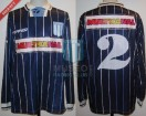 Racing Club - 1995 SC - Away - Topper - Multicanal - Supercopa VTA vs Gremio - G. Costas