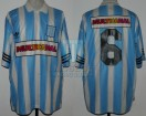 Racing Club - 1995 CL - Home - Adidas - Multicanal - G. Costas