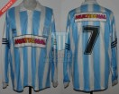 Racing Club - 1995 CL - Home - Adidas - Multicanal - J. Fleita