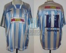 Racing Club - 1995 AP - Home - Topper - Multicanal - Torneo Apertura - R. Pompei