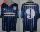 Racing Club - 1997 CL - Away - Topper - Multicanal - M. Vilallonga