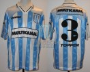 Racing Club - 1997 CV - Home - Topper - Multicanal - C. McAllister