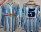 Racing Club - 1996 - Home - Topper - Multicanal - G. Chacoma