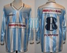 Racing Club - 1996 CL - Home - Topper - Multicanal - M. Delgado
