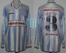 Racing Club - 1996 AP - Home - Topper - Multicanal - C. Ubeda