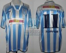 Racing Club - 1996 CL - Home - Topper - Multicanal - 10ma Fecha vs Dep. Español - R. Pompei