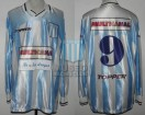 Racing Club - 1996 CL - Home - Topper - Multicanal - No a las Drogas - 14ta Fecha vs Ferro - C. Lopez