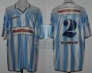 Racing Club - 1996 CL - Home - Topper - Multicanal - G. Costas