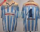 Racing Club - 1996 AP - Home - Topper - Multicanal - M. Navas