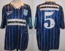 Racing Club - 1997 CV - Away - Topper - Multicanal - F. Quiroz