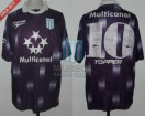 Racing Club - 1997 LIB - Away - Topper - Multicanal - Semi vs Sp. Cristal - R. Capria