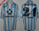 Racing Club - 1997 AP - Home - Topper - Multicanal - G. Cordoba