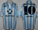 Racing Club - 1997 CL - Home - Topper - Multicanal - R. Capria