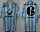 Racing Club - 1997 LIB - Home - Topper - Multicanal - C. Ubeda