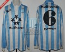 Racing Club - 1997 LIB - Home - Topper - Multicanal - SF Copa Libertadores IDA vs Sp. Cristal - C. Ubeda