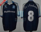 Racing Club - 1998 CL - Away - Taiyo - Multicanal - P. Michelini