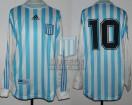 Racing Club - 1998 AP - Home - Adidas - Torneo Apertura - R. Capria