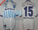 Racing Club - 1998 CL - Home - Taiyo - Multicanal - Torneo Clausura - J. Brusco