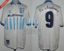 Racing Club - 1998 CL - Home - Taiyo - Multicanal - M. Vilallonga