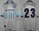 Racing Club - 1998 CL - Home - Taiyo - Multicanal - M. Perezlindo