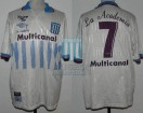 Racing Club - 1998 CL - Home - Taiyo - Multicanal - M. Delgado