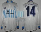 Racing Club - 1998 CI - Home - Taiyo - Si a Entre Rios - Copa Invierno vs Independiente - H. Banegas