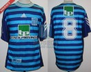 Racing Club - 1999 AP - Away - Adidas - Banco Provincia - M. Delgado