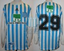 Racing Club - 1999 AP - Home - Adidas - Banco Provincia - D. Milito