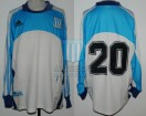Racing Club - 1999 CL - GK - Adidas - G. Sessa