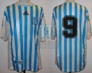 Racing Club - 1999 CL - Home - Adidas - D. Latorre