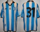 Racing Club - 2000/01 - Home - Adidas - L. Tambussi