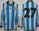 Racing Club - 2001 CL - Home - Adidas - L. Rueda