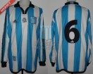 Racing Club - 2000/01 - Home - Adidas - C. Ubeda