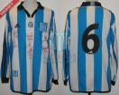 Racing Club - 2000/01 - Home - Adidas - Firmada - C. Ubeda