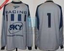 Racing Club - 2001 AP - GK - Topper - Sky - G. Pezzuti