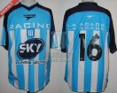 Racing Club - 2001 AP - Home - Topper - Sky - G. Bedoya