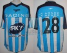 Racing Club - 2002 CL - Home - Topper - Sky - G. Arce