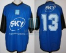 Racing Club - 2001 AP - Away - Sky - G. Loeschbor