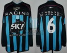 Racing Club - 2001 AP - Away - Topper - Sky - 6ta Fecha vs Belgrano Cba - C. Ubeda