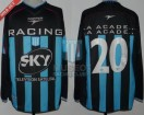 Racing Club - 2001 AP - Away - Topper - Sky - 6ta Fecha vs Belgrano - C. Torres