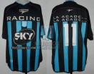 Racing Club - 2001 AP - Away - Topper - Sky - CAMPEON - 12da Fecha vs GELP - D. Milito