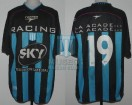 Racing Club - 2001 AP - Away - Topper - Sky - CAMPEON - 12da Fecha vs GELP - J. Chatruc