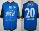 Racing Club - 2001 AM - Away - Topper - Sky - U. Player