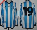 Racing Club - 2001 CL - Home - Adidas - Torneo Clausura - J. Chatruc