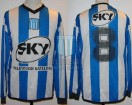 Racing Club - 2001 AP - Home - Sky - 1ra Fecha vs Argentinos Jrs. - G. Barros Schelotto