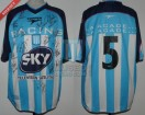 Racing Club - 2001 AP - Home - Topper - Sky - Campeon - J. Lux