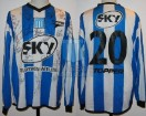 Racing Club - 2001 AM - Home - Topper - Sky - U. Player